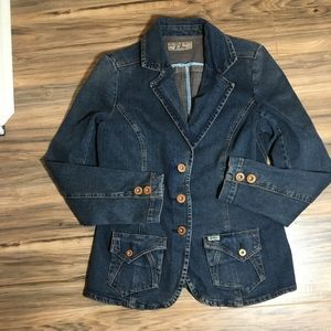 Levi's Denim Blazer/Jacket - Medium